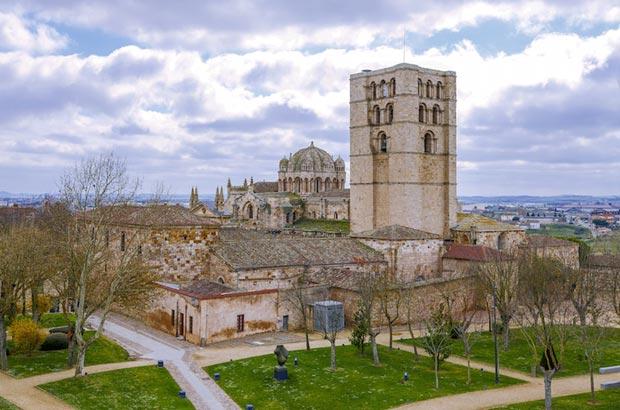 کلیساهای اسپانیا,کلیسای جامع زامورا-zamora_cathedral