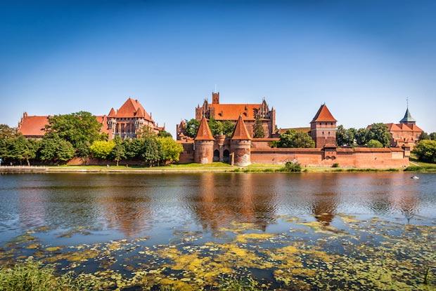 قلعه های لهستان,قلعه Malbork