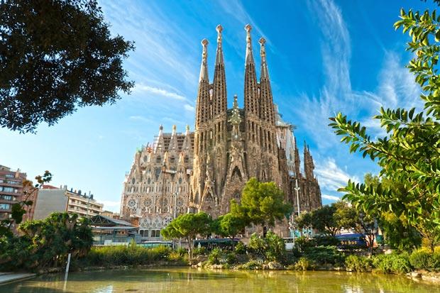 کلیساهای اسپانیا,Sagrada Familia