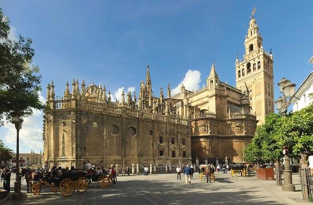 کلیساهای اسپانیا,کلیسای جامع سویل-seville_cathedral