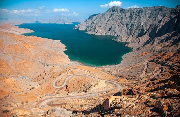 مناطق دیدنی عمان,4-musandam_fjords