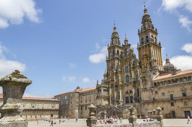 کلیساهای اسپانیا,کلیسای جامع Santiago de Compostela