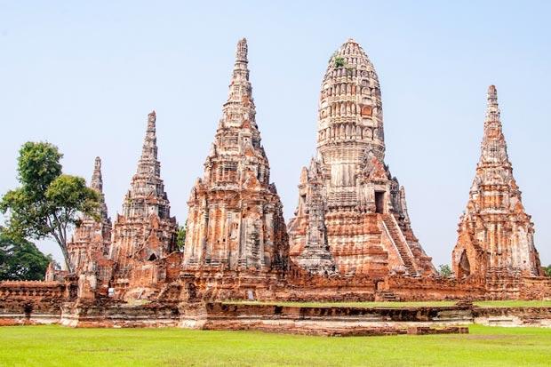 معابد دیدنی تایلند,4-wat_chaiwatthanaram