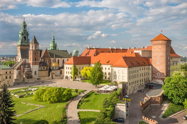 قلعه Wawel Royal