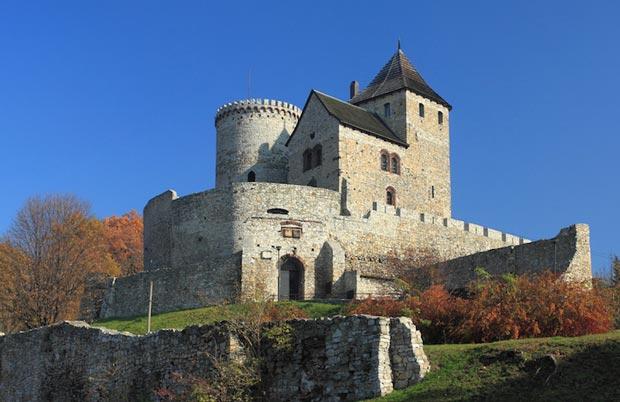 قلعه های لهستان,قلعه Bedzin