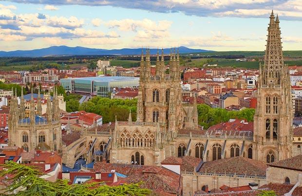 کلیساهای اسپانیا,کلیسای جامع بورگوس-burgos_cathedral