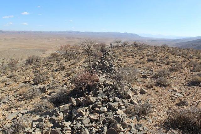 دیوار 20 کیلومتری هخامنشی در پاسارگاد