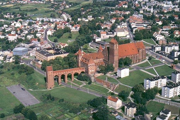 قلعه های لهستان,قلعه Kwidzyn