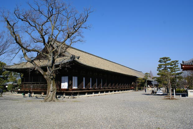دیدنی های کیوتو ژاپن,معبد Sanjusangendo
