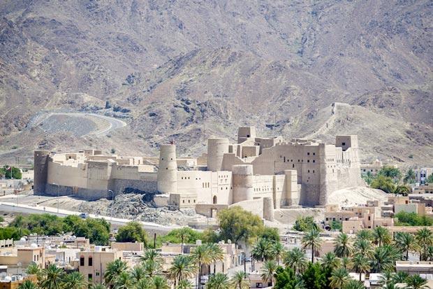 مناطق دیدنی عمان,بهلاء-bahla