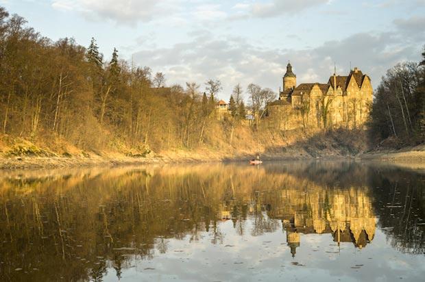 قلعه های لهستان,قلعه Czocha