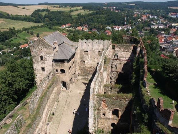 قلعه های لهستان,قلعه Bolkow
