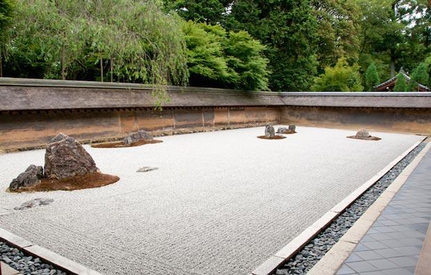 دیدنی های کیوتو ژاپن,معبد Ryoanji