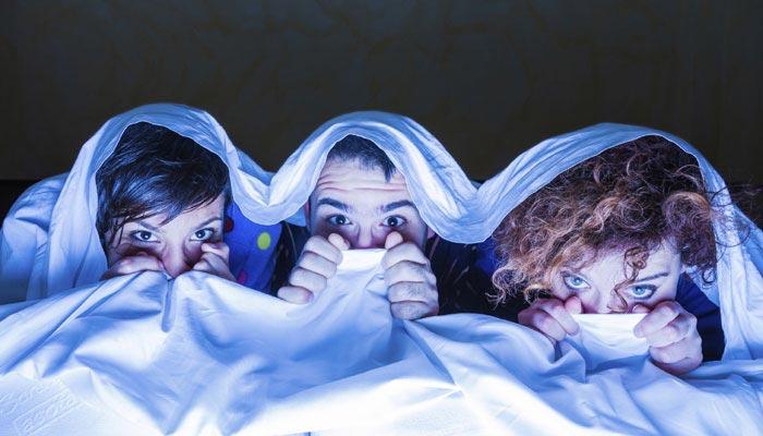 روانشناسی فیلم ترسناک Scary-Movies