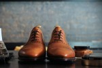 Shine Leather Shoes