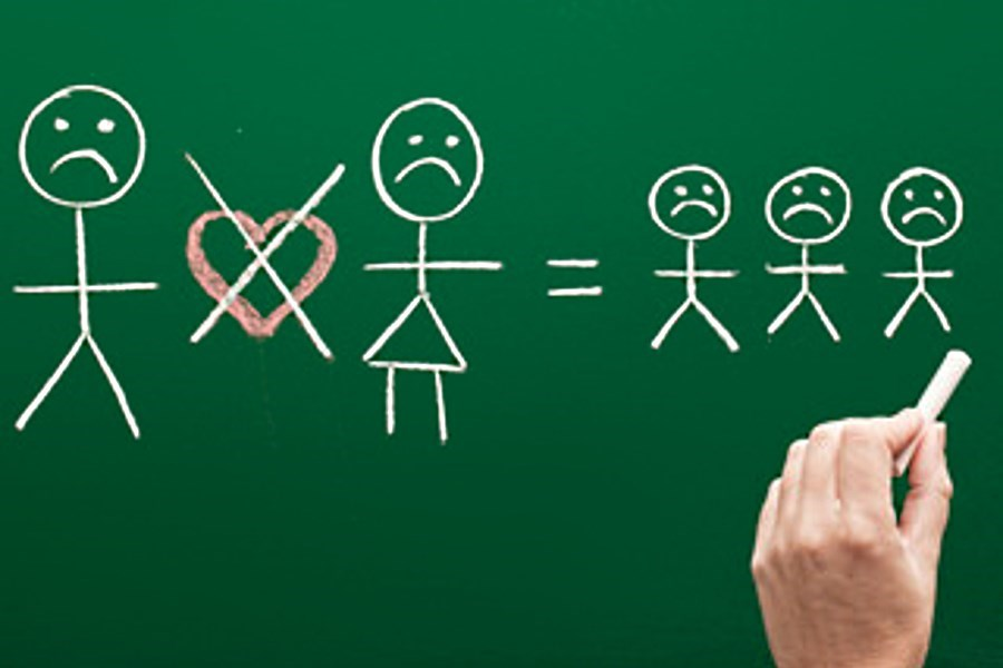 divorce-and-kids,سن مناسب کودکان برای طلاق