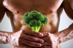 عضله سازی با رژیم غذایی گیاه خواری