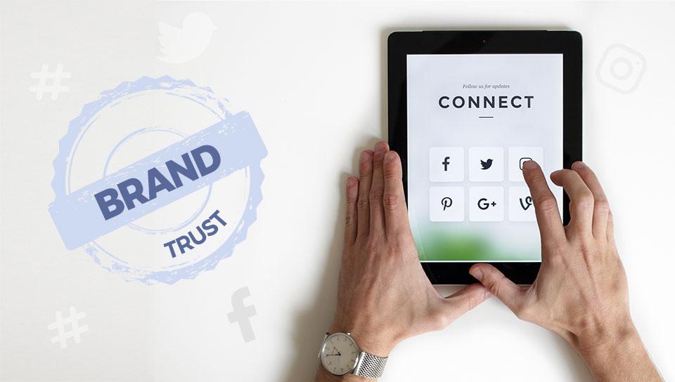 اعتماد سازی در شبکه های اجتماعی