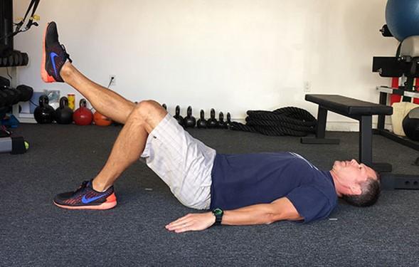 تمرینات ورزشی تقویت زانو