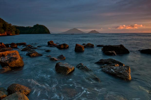 زیباترین سواحل اندونزی,جزیره Ternate