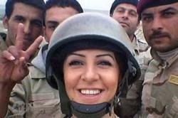 جوآنا پالانی؛ دختری که داعش برای سرش جایزه گذاشت+عکس