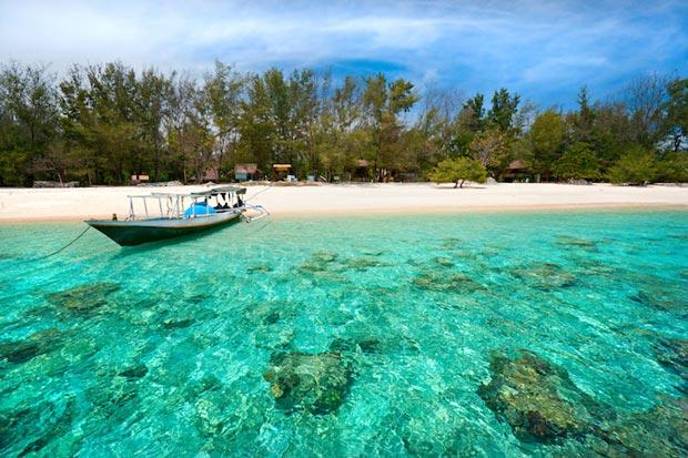 زیباترین سواحل اندونزی,جزیره Gili