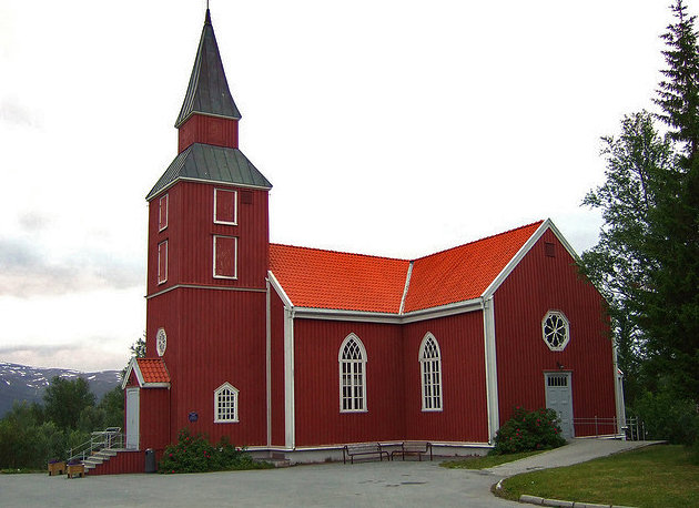 کلیسای Elverhøy