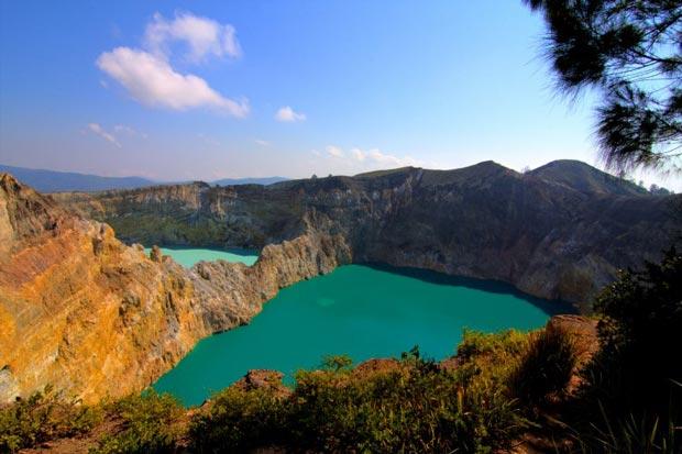 زیباترین سواحل اندونزی,جزیره فلورز