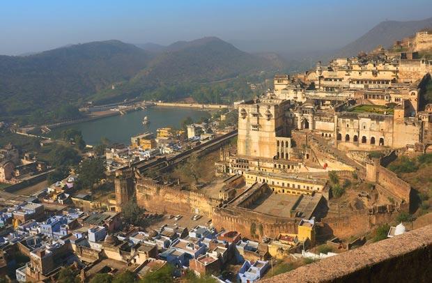 جاهای دیدنی راجستان هند,بوندی-bundi