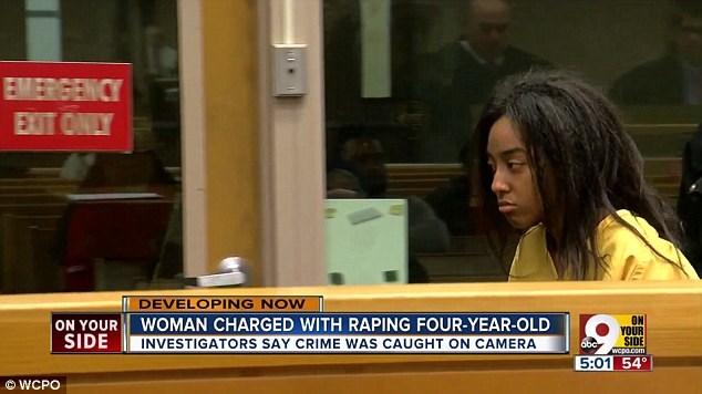 زنی که به پسر بچه 4 ساله تجاوز کرد