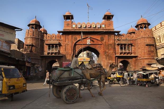 جاهای دیدنی راجستان هند,بیکانر-bikaner