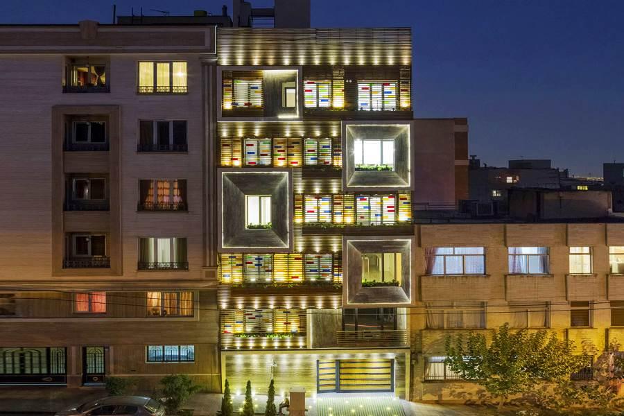 Apartment Settlement,خیانت در زندگی شهری
