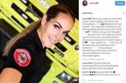 زیباترین و معروف ترین آتشنشان زن جهان+عکس