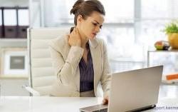 راههای بهبود گرفتگی و کاهش درد گردن