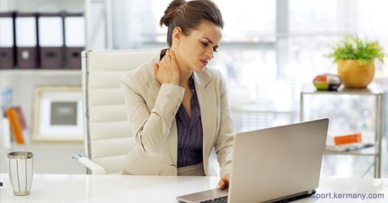 بهبود درد گردن Neck Pain