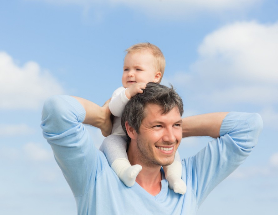 The Role of Fathers in Childhood Development,نقش پدر در تربیت بچه پسر