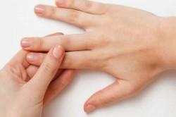 جین شین جیتسو؛ لمس کردن انگشت دست برای سلامتی
