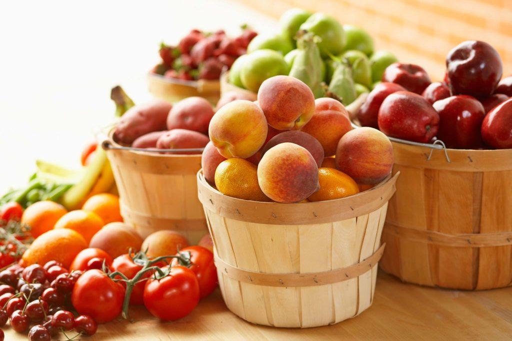 عوارض نخوردن میوه و سبزیجات