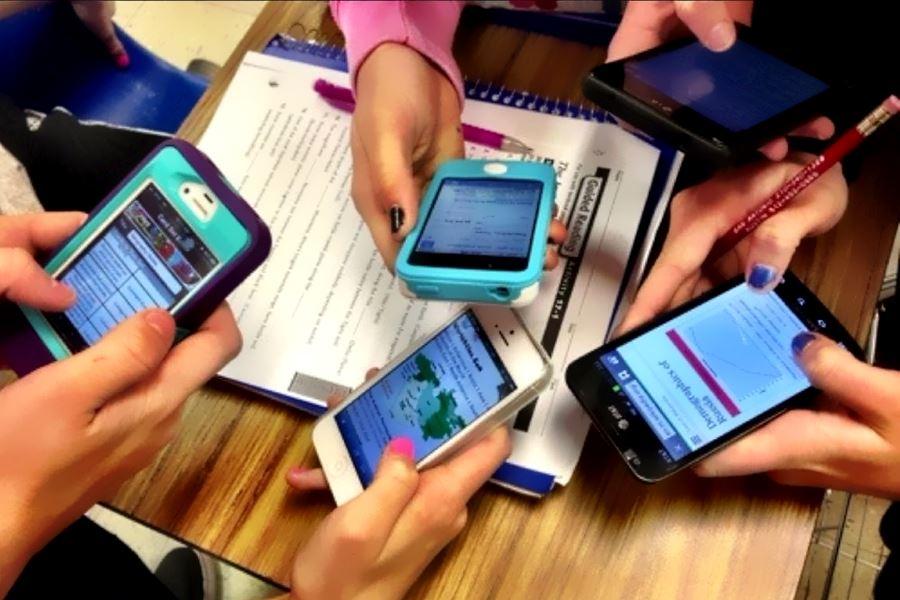 تاثیر شبکه های اجتماعی بر کودکان و نوجوانان