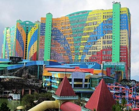 زشت ترین ساختمان