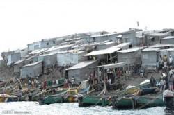پر جمعیت ترین جزیره جهان در کنیا+عکس
