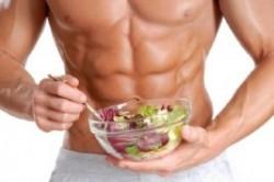 رژیم غذایی برای شکم شش تکه چیست؟