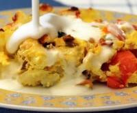 طرز تهیه کاسرول گل کلم (غذای رژیمی)