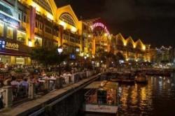 اماکن دیدنی و مناطق گردشگری سنگاپور