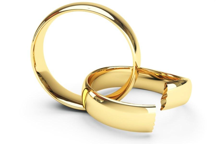سختی های پس از طلاق