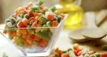 خواص و مضرات سبزیجات فریز شده