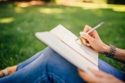 نوشتن و کاهش استرس