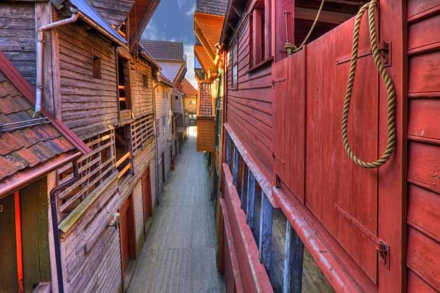 جاهای دیدنی برگن نروژ