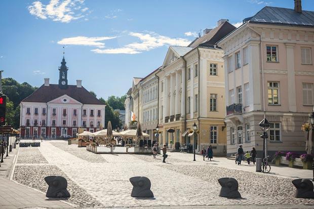 دیدنی های استونی,تارتو-tartu