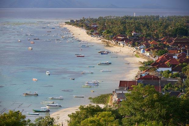 زیباترین جزایر بالی
